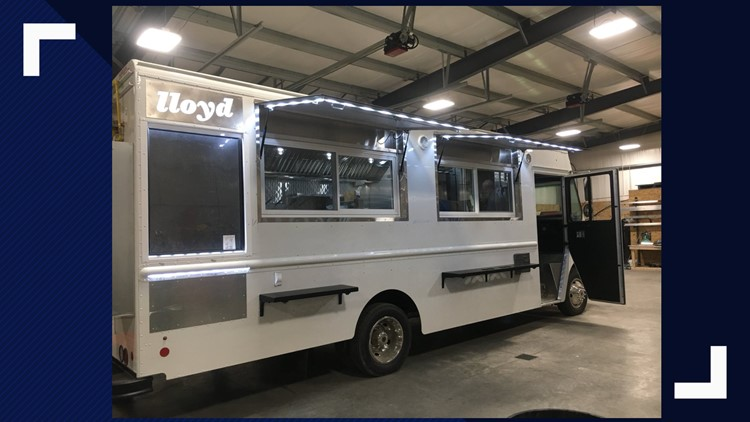 Lloyd New Truck