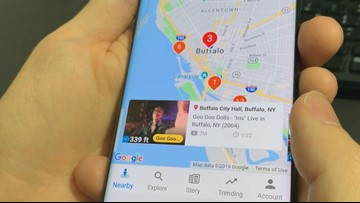 "Buffalo-based map app ""PlaceTell"" sharing stories through video"