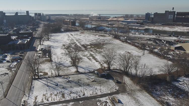 Buffalo's Forgotten Basin