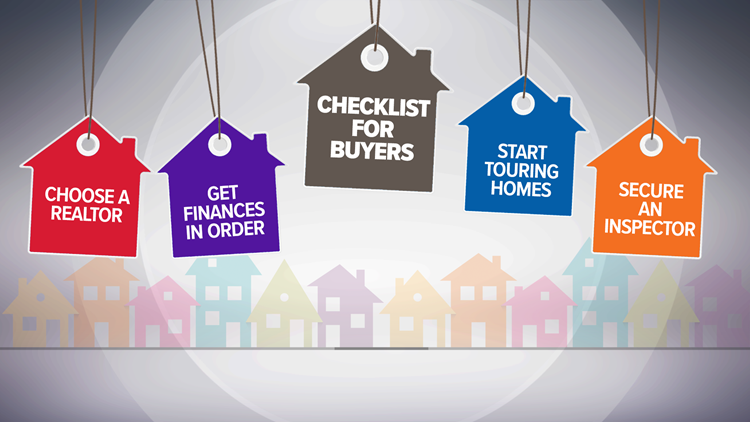 Checklist for home buyers in 2020