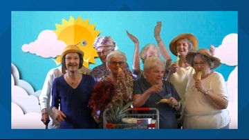 Loving life: Clarence retirement community celebrates with video