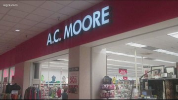 A.C. Moore closing Southtowns store