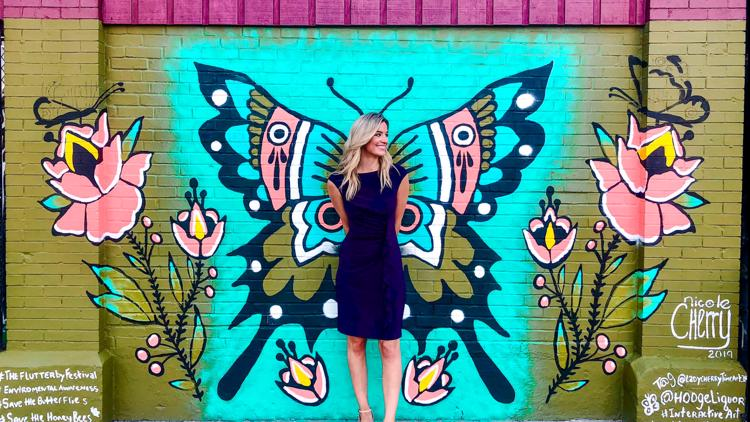 Elmwood Butterfly