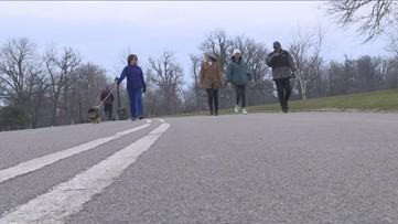 Mayor Brown stresses importance of social distancing at Buffalo parks