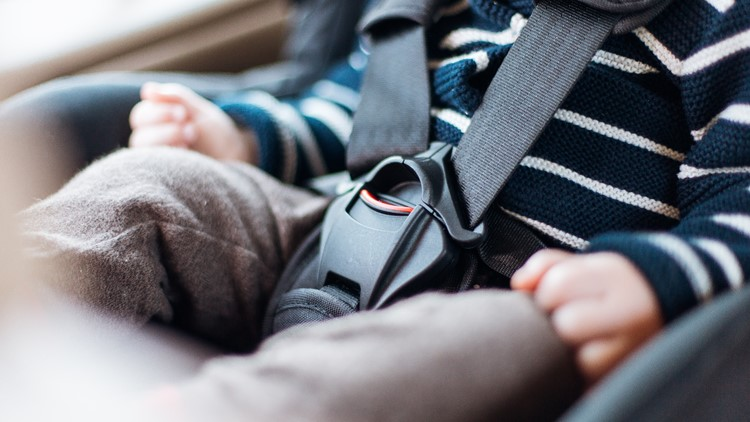 Free car seat checks from Governor's Traffic Safety Committee in Orchard Park