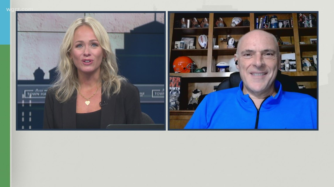 Friday Town Hall: Vic Carucci discusses Bills' Week 6 game at Tennessee Titans