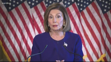 Western New York members of Congress respond to impeachment inquiry of President Trump