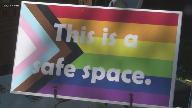 First ever Pride celebration held Saturday in North Tonawanda