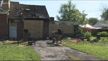 Community helps Hamburg family that lost their home to fire