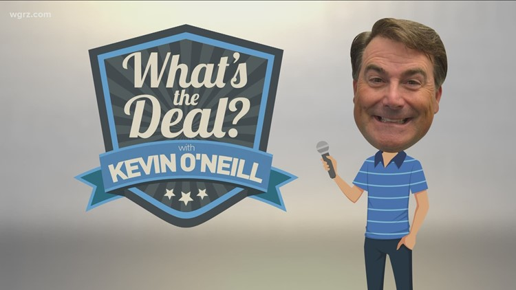 What's the Deal with Kevin O'Neill: Best part about summer in WNY