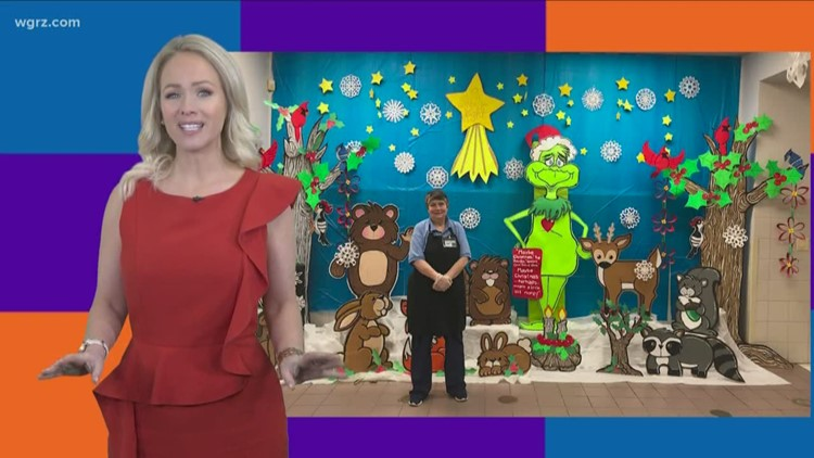 Most Buffalo stories of the day: 'Mrs. K holiday display'