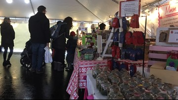 Williamsville Holiday Market showcases family-friendly activities