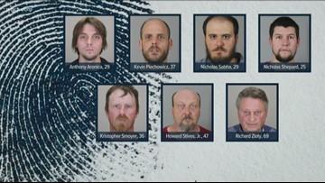 7 Caught In Undercover Child Predator