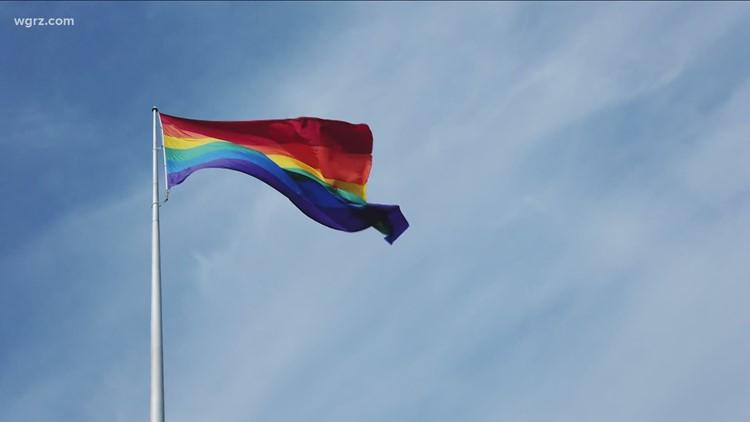 Pride Month kicks off in Western New York