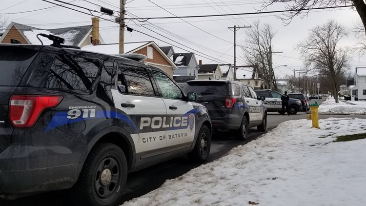 Standoff in Batavia reaches  second day