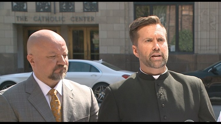 Erie County DA opens criminal investigation based on allegations from former seminarian