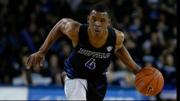 UB loses to Kent State 70-66
