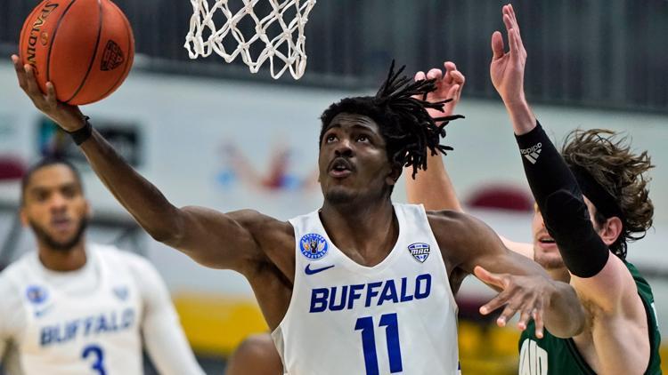Bulls prepare for NIT opener against Colorado State