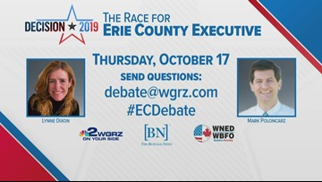 Decision 2019: Two issues that will be discussed during the Erie County Executive debate
