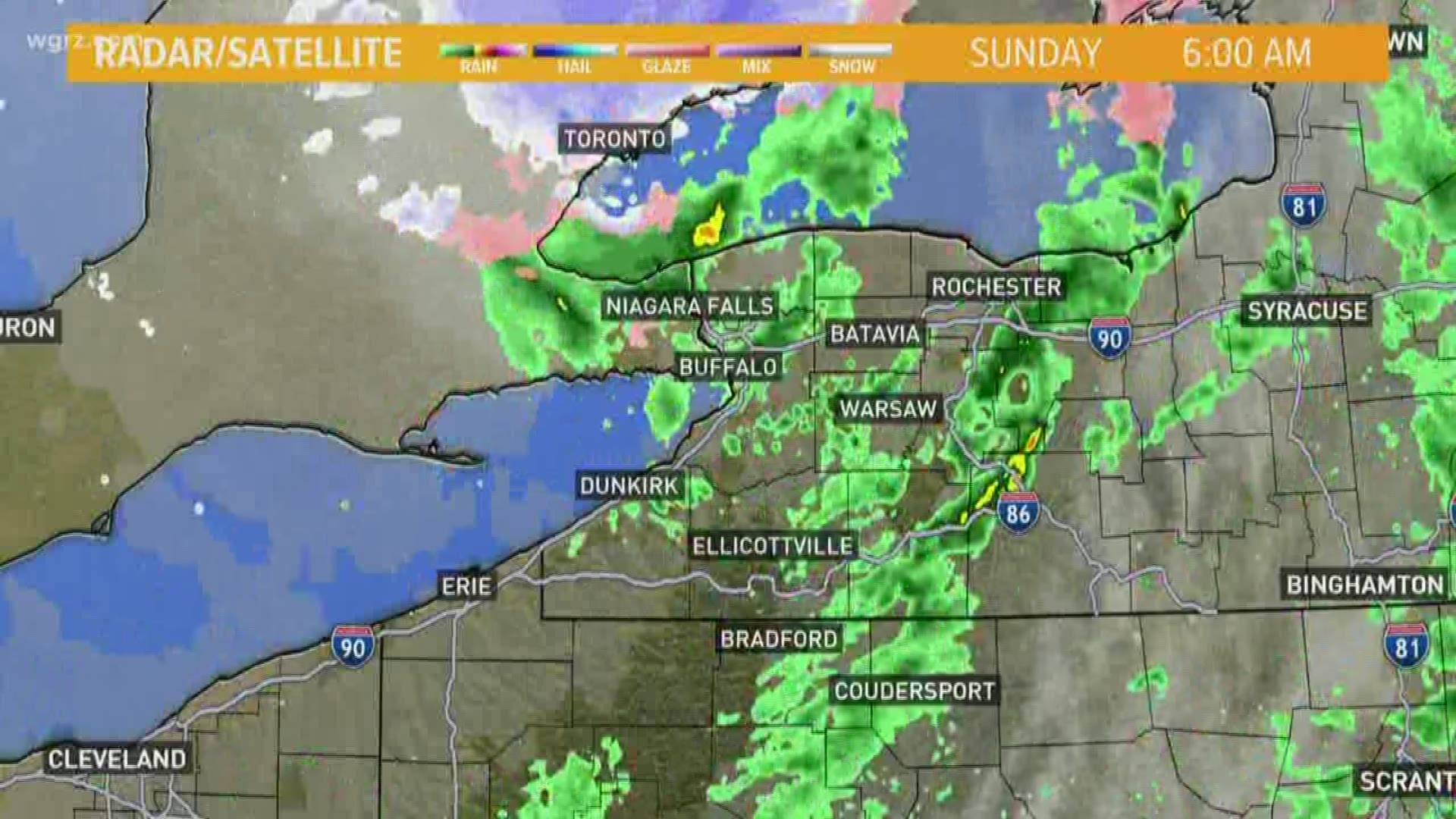 High Winds Roar Through Western New York Wgrz Com Zoom in to your street or out to your region and view past and futurecast radar. high winds affecting western new york