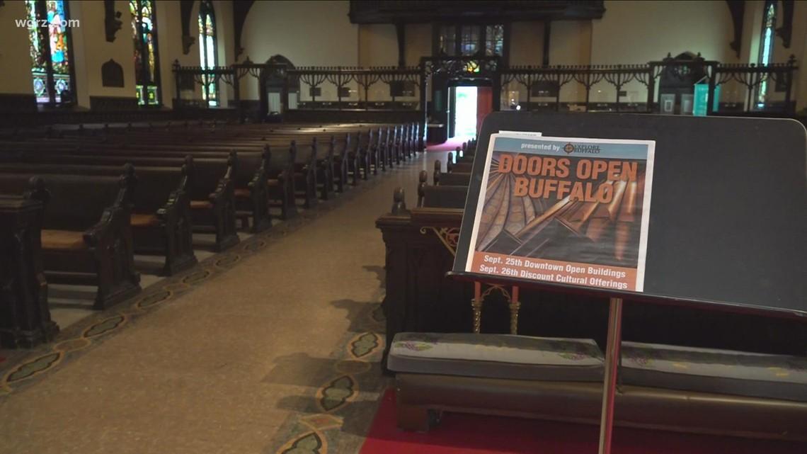 Doors Open Buffalo 2021 opens this weekend