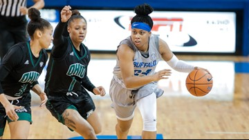 Dillard named honorable mention All-American