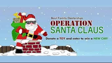 December 14: Basil Family Dealerships Operation Santa Claus