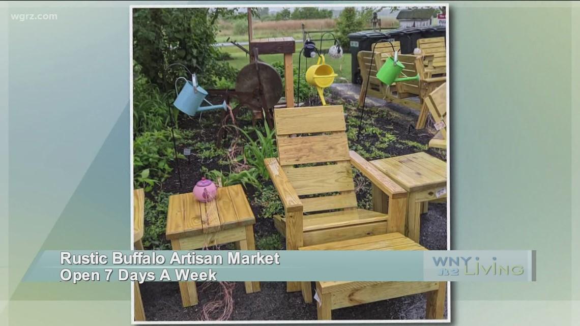 June 5 - Rustic Buffalo Artisan Market