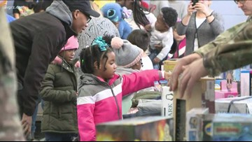 Cuomo Administration Gives Kids In Need Gifts