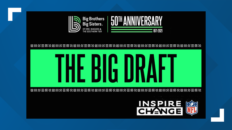 It's time for The BIG Draft for Big Brothers Big Sisters