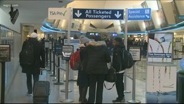 Busy Day Expected At Buffalo-Niagara Airport