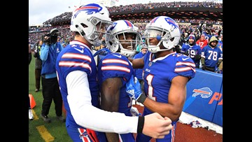 Only Two December Home Games for Bills this season