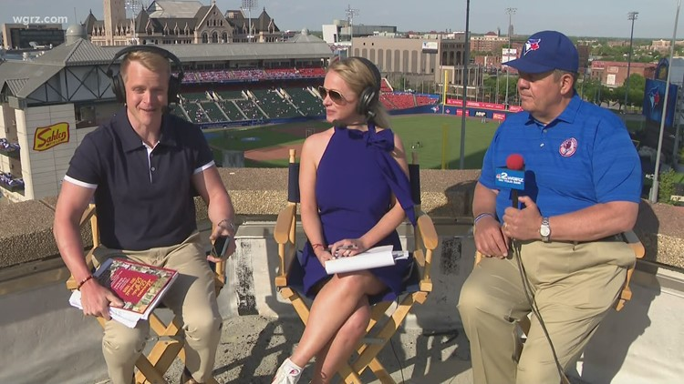 Tuesday Town Hall: Mike Billoni discusses MLB in Buffalo