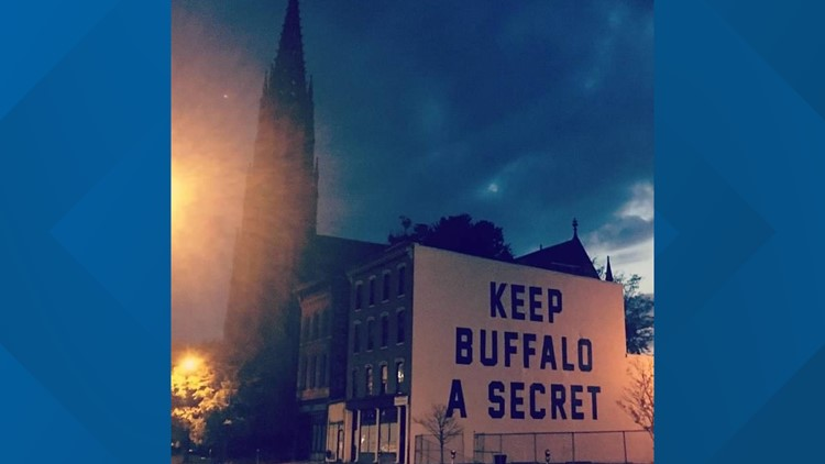Keep Buffalo A Secret