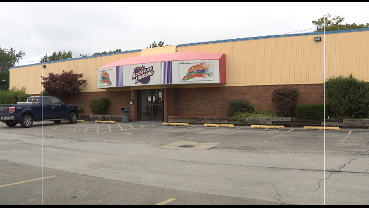 TOT planning board to review plans for Jim's Steakout to purchase Adventure Landing