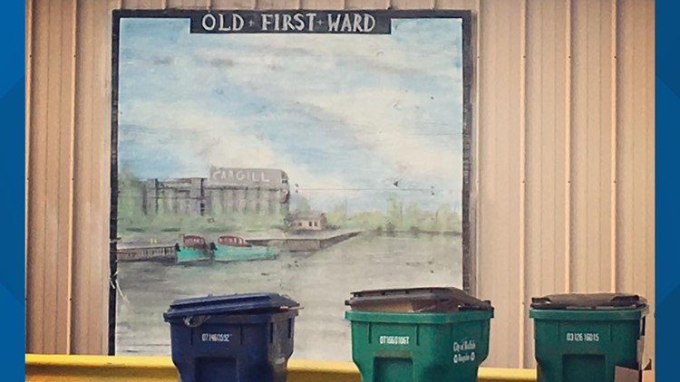 Old First Ward shop