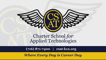 February 15 - Charter School for Applied Technologies
