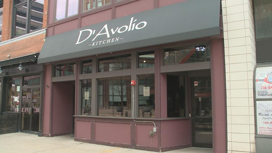 D'Avolio's downtown location moving inside Hyatt Regency