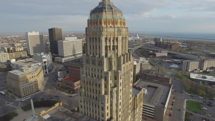 Buffalo, Niagara population declining
