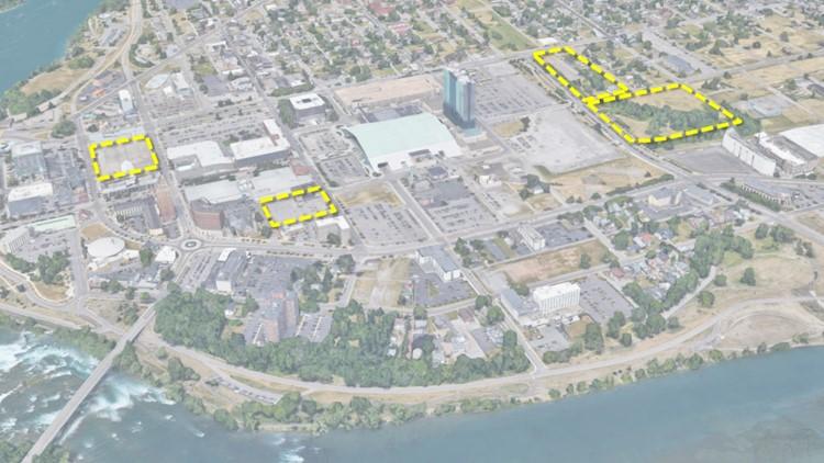 Niagara Falls unveils plans for new community event campus