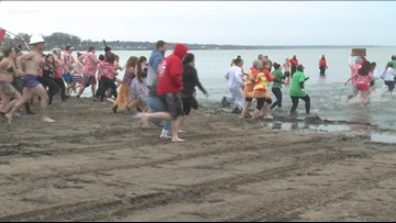 Special Olympics New York announces this years 'Polar Plunge'