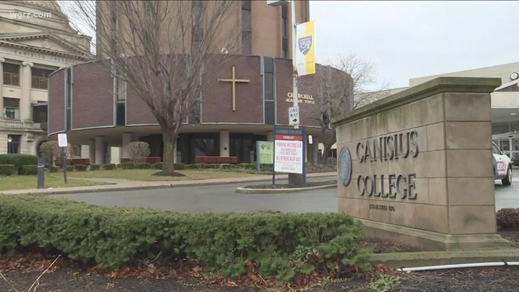 Ex-student-athletes sue Canisius College