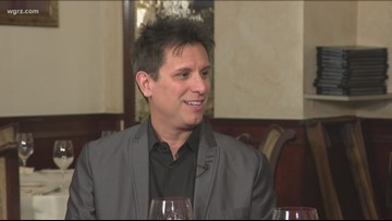 Kevin is joined by famed drummer Michael Licata to discuss wine and music