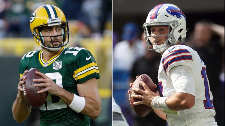 Allen over Rodgers: Why the Bills' QB is ranked second in Chris Simms' Top 40 QB Countdown