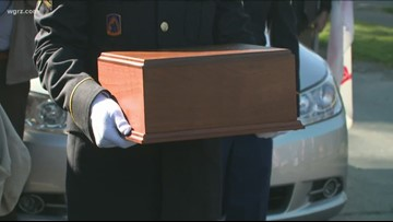 Soldier returns to WNY; Laid to rest today