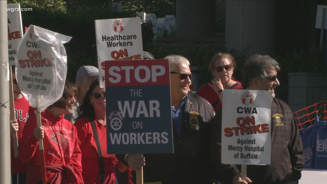Surrounding hospitals in need for support with strike lingering on