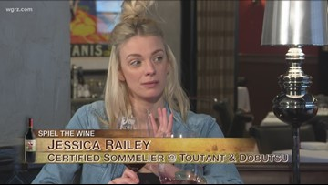 Jessica Railey joins Kevin to discuss White Aromatic Wines
