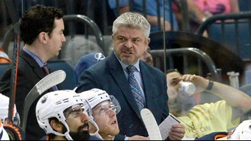 Report: McLellan No Longer Coaching Candidate for Sabres