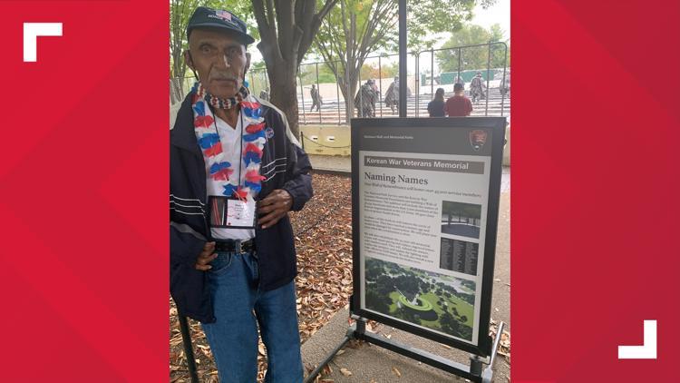 Buffalo Niagara Honor Flight resumes trip to Washington for veterans