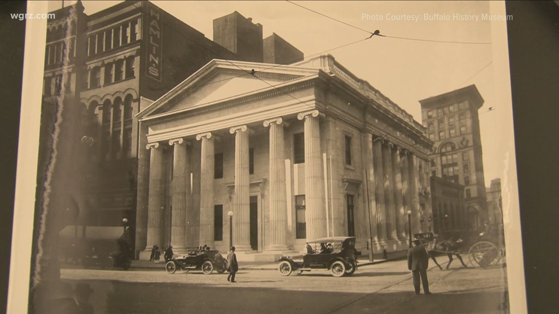 Unknown Stories of WNY: Buffalo's Marble Temple